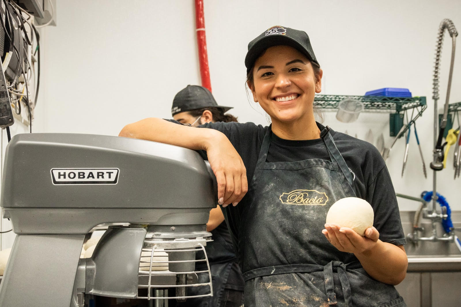 Q&A With Janet Duran – Chef and Owner of 550 Pizzeria